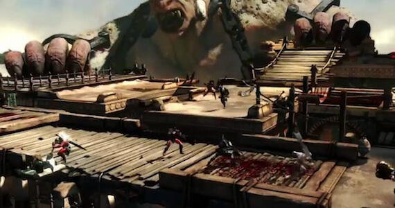 'God of War' Creator David Jaffe Says 'Ascension' Multiplayer 'Looks Cool'