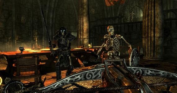 Dawnguard PS3 Problems