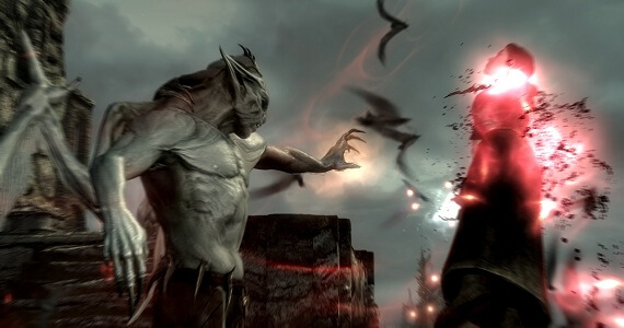 5 Lessons From Being a Vampire in Dawnguard