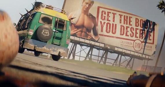 Dead Island 2 Teaser Trailer E3 2014