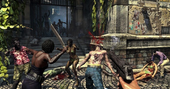 Dead Island Riptide Review - Defense Missions