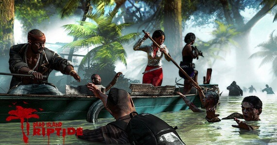 Dead Island Riptide Review - Game Map