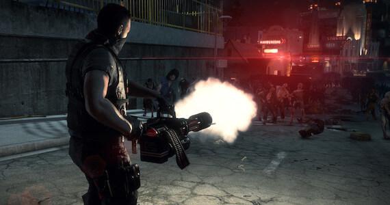 Dead Rising 3 Adam Kane DLC