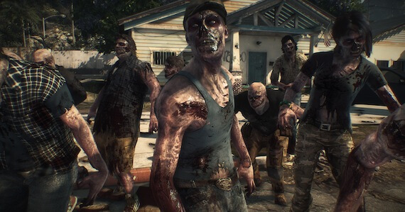 Dead Rising 3 Comic Con Preview - Zombies