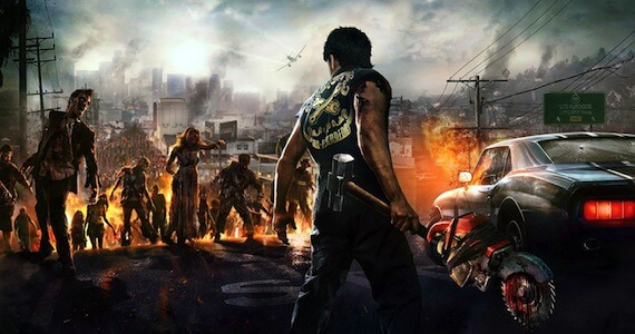 Dead Rising 3 Comic Con Preview