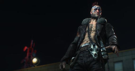 Dead Rising 3 Hunter DLC