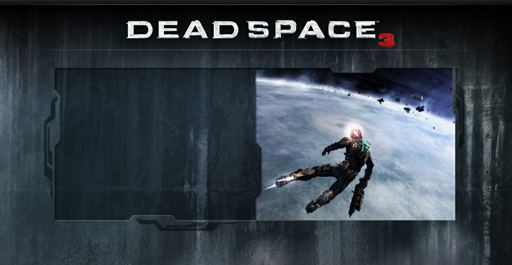'Dead Space 3' Image & Teaser Trailer Confirms Frozen Planet Setting