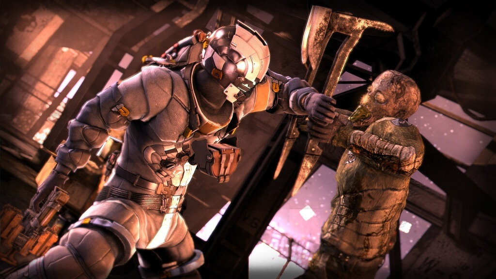 'Dead Space 3' Videos Take A 'Journey Through Terror'