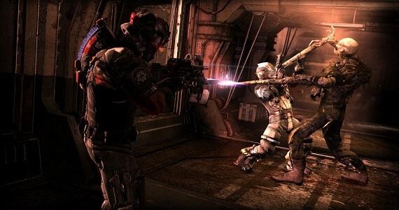 Dead Space 3 Pre Order Bonuses