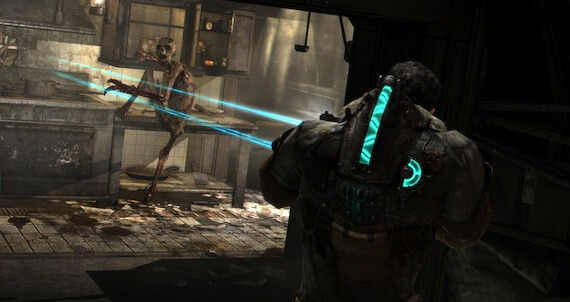 Dead Space 3 Review - Gameplay
