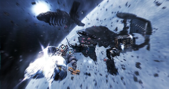 Dead Space 3 Review - Space Traversal