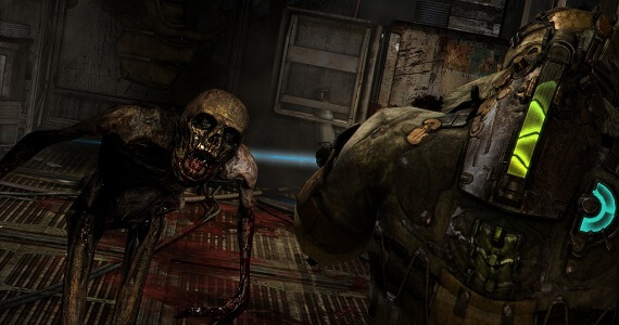 'Dead Space 3' Trailer Shows Kinect Gameplay; Achievement List Pushes Co-Op