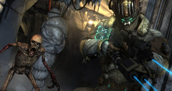 'Dead Space 3' Weapon Resource Farming Avoids Microtransactions