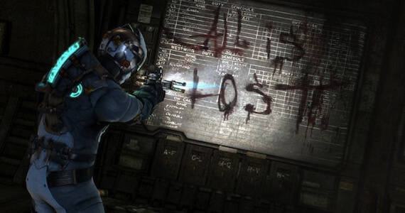 'Dead Space' Franchise Not Dead, On Break?