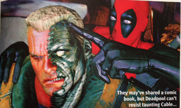 Cable & Death Join 'Deadpool' Game