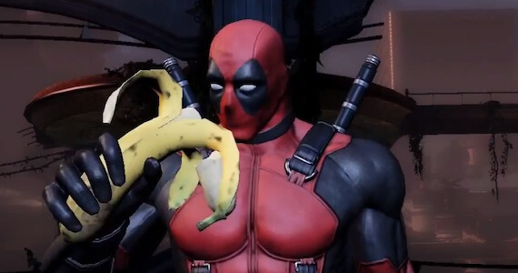 New 'Deadpool' Trailer: More Gameplay, Jokes, and Cable
