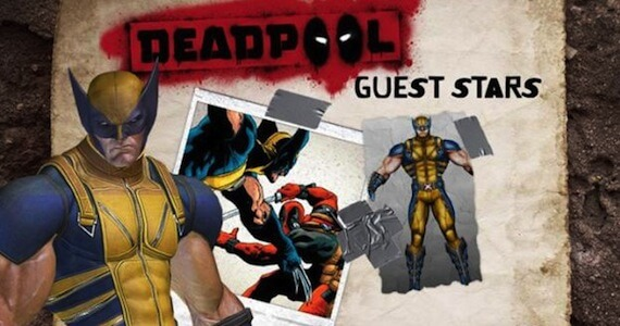 'Deadpool' Applies for a Job at Marvel in New Video Game Ads; Wolverine Design Revealed