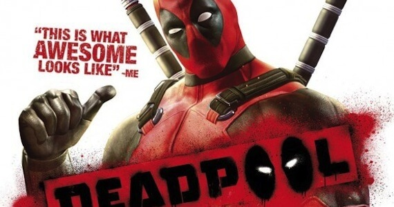 'Deadpool' Box Art Answers the Question: What Does 'Awesome' Look Like?
