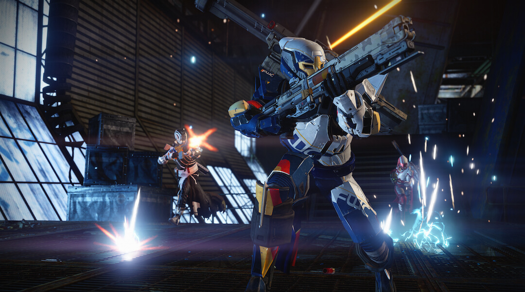 Destiny's Most Popular PvP Weapons After Balance Update
