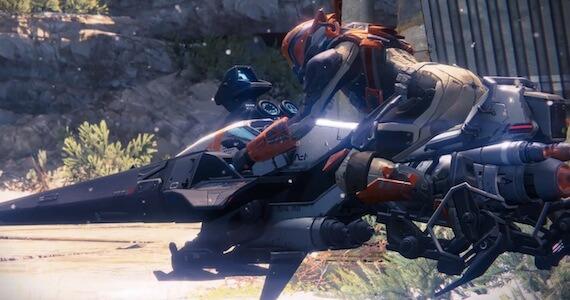 'Destiny' Developer Diary: Bungie Details Hand-Crafted Loot, Armor, & Weapons
