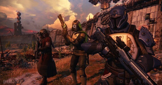 Bungie Releases 'Destiny' E3 Gameplay Walkthrough