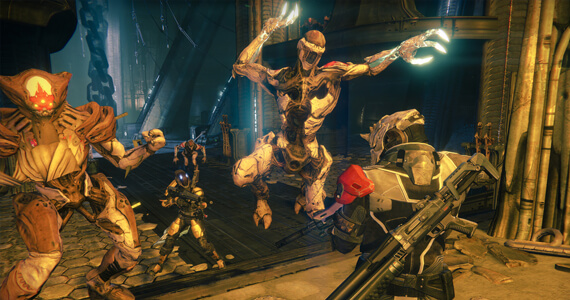 Destiny Features Cross-Generation Saves