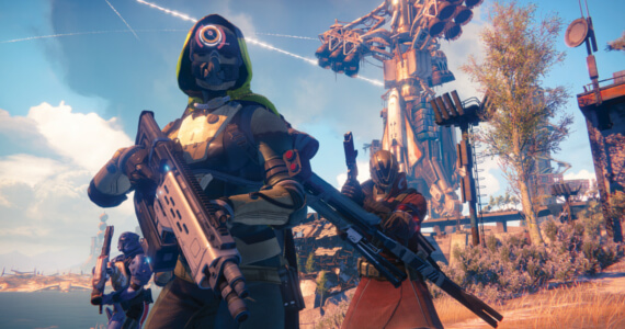 'Destiny' Beta Arriving on Xbox in Late July