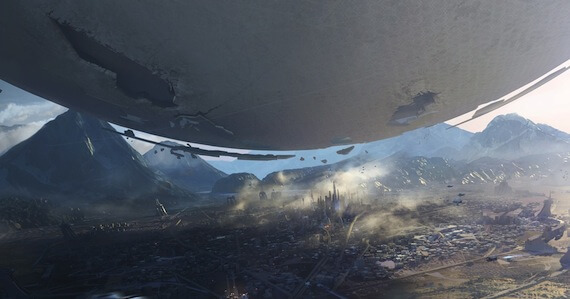 Bungie to Unveil 'Destiny' Game World at GDC