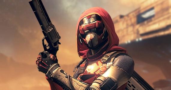 Destiny - Hunter with revolver