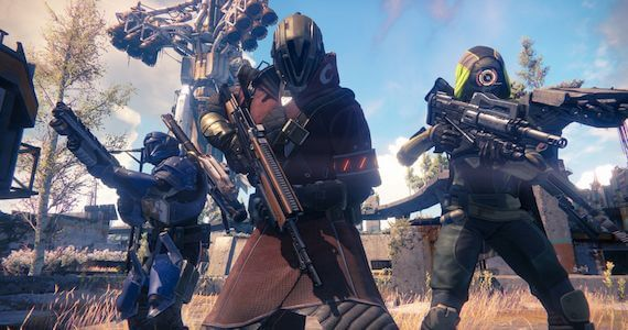 Bungie Details 'Destiny's Seamless Matchmaking for Multiplayer