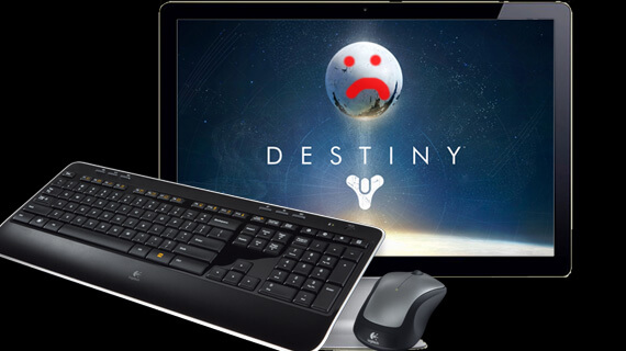 This Is Why There Is No PC Version of 'Destiny'