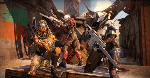Destiny: Exclusive PlayStation Content Details, No Xbox Versions in Japan