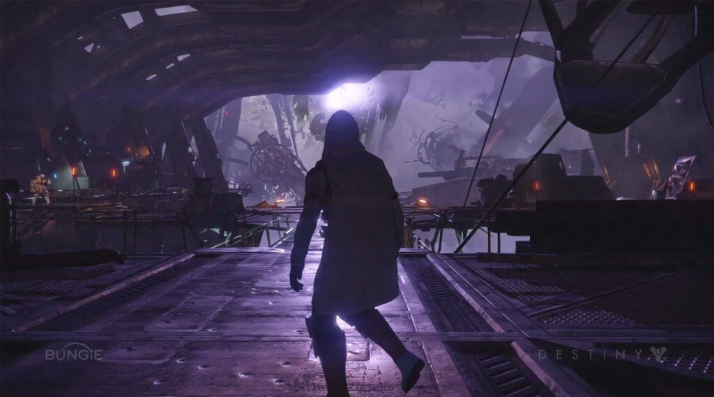Bungie's 'Destiny' Coming to PlayStation 4