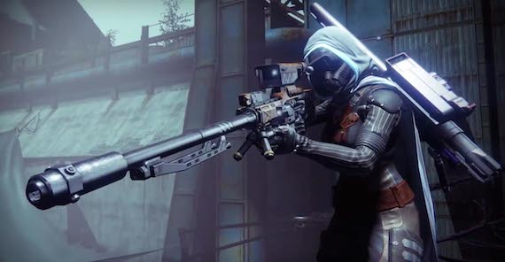 'Destiny' Won't Let Players Trade or Sell Loot
