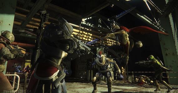 Destiny Screen - Close Quarters Battle
