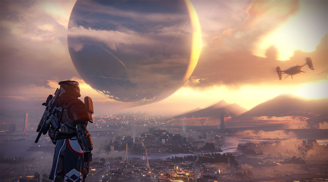 GR Pick: Destiny Fan Trailer is Awesomely Nostalgic