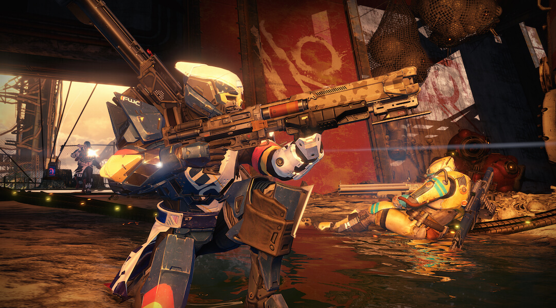 Destiny Developer Asks For Feedback About Primary Weapons