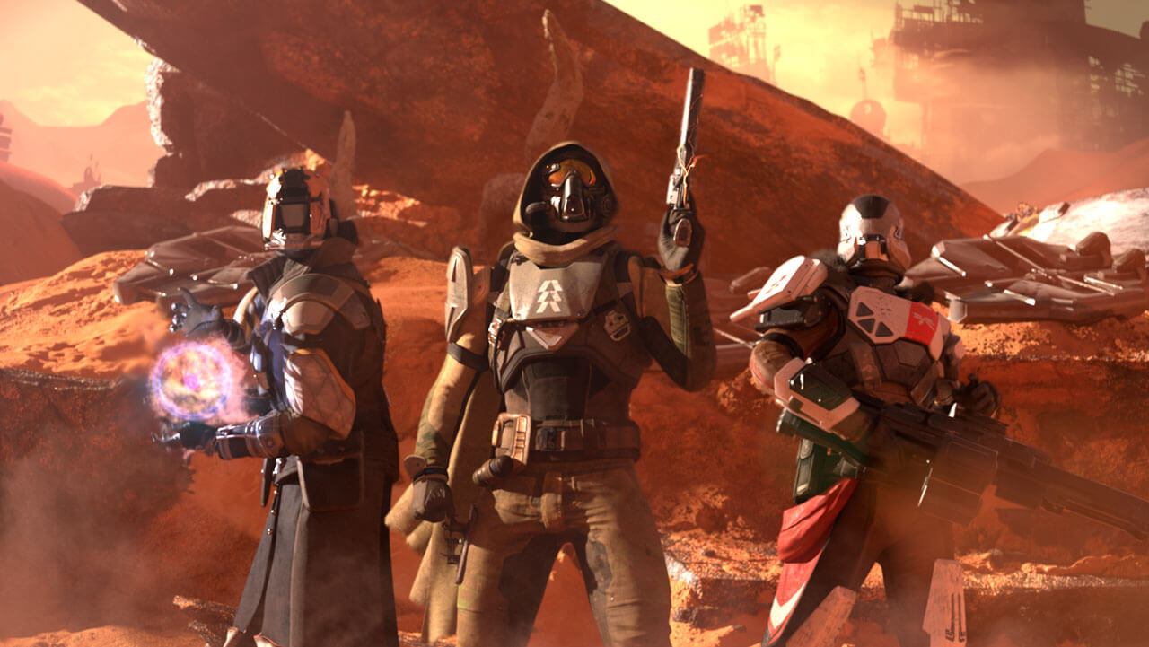 'Destiny' Cinematic Trailer: Star Wars Without Lightsabers (That We Know Of)