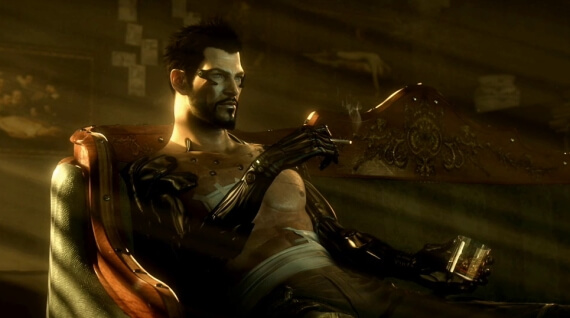 Deus Ex Human Revolution Extended CGI Trailer
