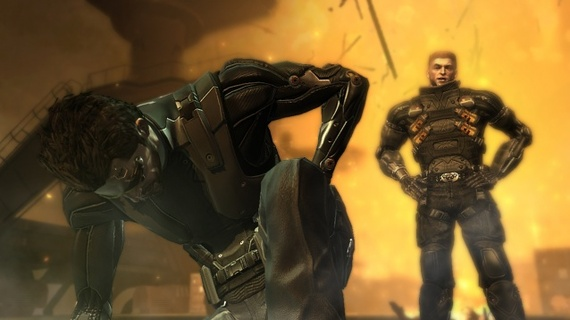 Deus Ex Human Revolution Meet Adam Jensen Trailer