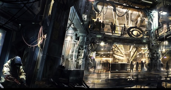 Eidos Montreal Teases Next 'Deus Ex' Game, Releases First Concept Art
