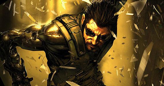 Square Enix Registers 'Deus Ex: The Fall' Domains