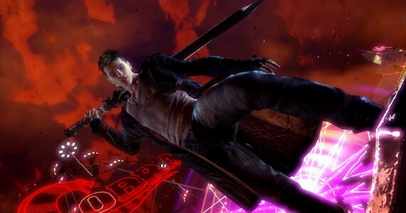 'DmC Devil May Cry' Releasing Early 2013