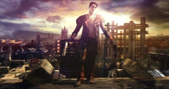 Devil May Cry E3 2011 Trailer