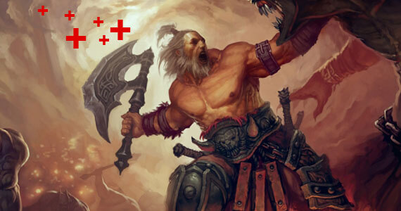 Diablo 3 Barbarian Exploit