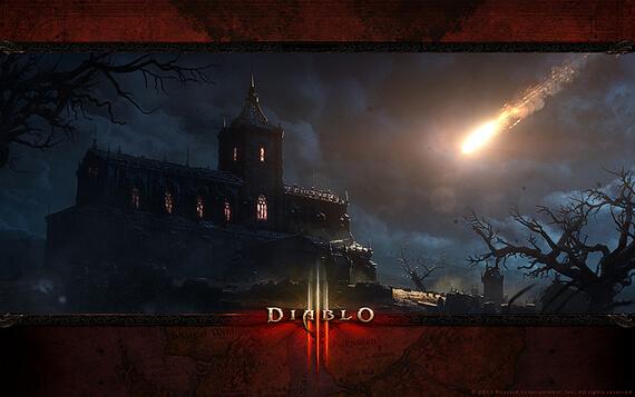 Diablo 3 Meteor
