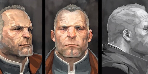 Dishonored Dev Doc - Character Design
