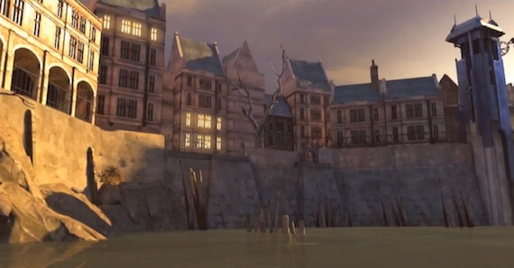 'Dishonored' Developer Diary 2: Designing the Town of Dunwall
