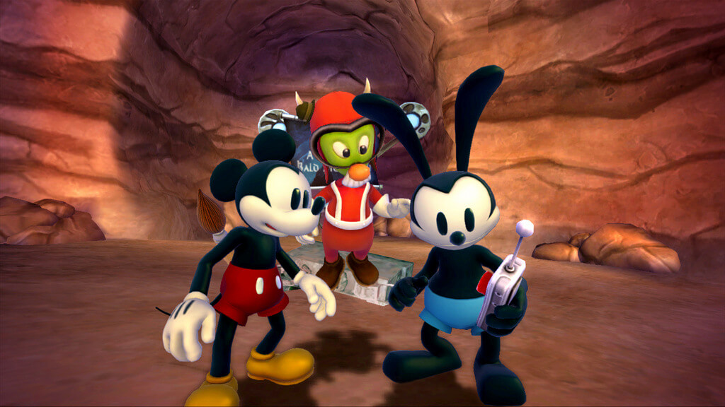 'Disney Epic Mickey 2: The Power of Two' Wii U Review