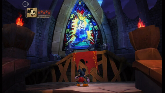 'Disney Epic Mickey' Review